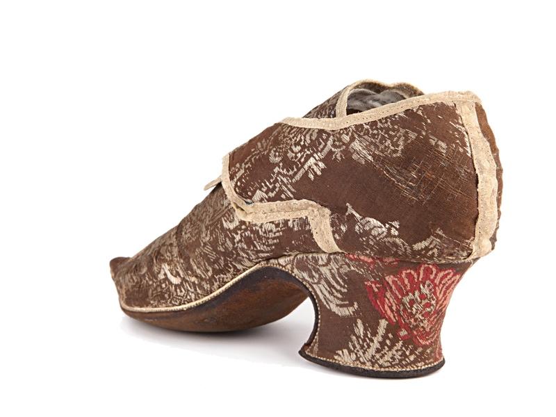 Latchets Shoe Heels  S